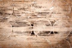 Struttura di legno marcia fotografie stock libere da diritti
