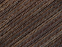 Struttura di legno marrone Fotografie Stock