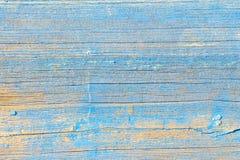 Struttura di legno misera Fotografia Stock