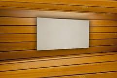 Struttura di legno moderna, priorità bassa Fotografia Stock Libera da Diritti