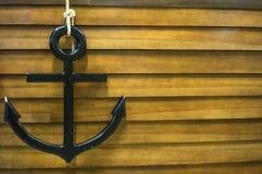 Struttura di legno, nave immagine stock