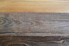 Struttura di legno nello sguardo antico fotografia stock libera da diritti