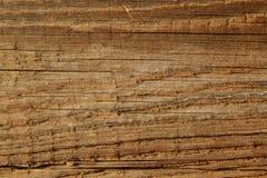 Struttura di legno nello sguardo antico fotografia stock