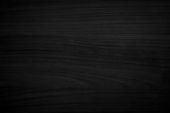 Struttura di legno nera Immagini Stock
