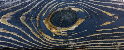 Struttura di legno nera Fondo di legno d'annata Ornamento di lerciume Immagini Stock Libere da Diritti