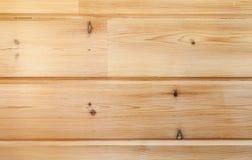 Struttura di legno non colorata naturale della parete Fotografia Stock