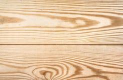 Struttura di legno non colorata naturale della parete Fine in su Fotografia Stock