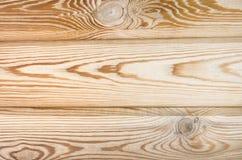 Struttura di legno non colorata naturale della parete Fondo Fotografia Stock Libera da Diritti