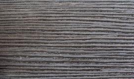 Struttura di legno orizzontale allineata calda grigia della stampa Fotografie Stock Libere da Diritti