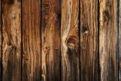 Struttura di legno - plance di legno molto vecchie e consumate Fotografie Stock