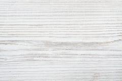 Struttura di legno, priorità bassa di legno bianca Fotografia Stock