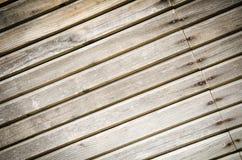 Struttura di legno, progettazione materiale naturale per interno ed esteriore, G Immagine Stock