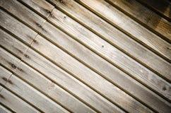 Struttura di legno, progettazione materiale naturale per interno ed esteriore, G Fotografia Stock Libera da Diritti