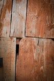 Struttura di legno, progettazione materiale naturale per interno ed esteriore, G Immagini Stock
