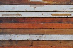Struttura di legno reale Fotografia Stock