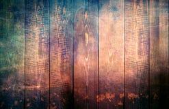 Struttura di legno regolare dell'annata variopinta artistica dell'estratto come fondo fotografia stock