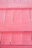 Struttura di legno rosa sulla cassa d'annata Fotografie Stock