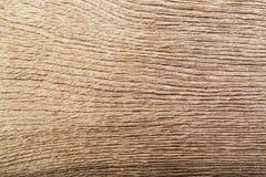 Struttura di legno rustica del grano di Brown come fondo fotografia stock