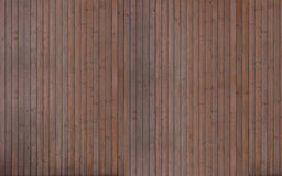 Struttura di legno scura delle plance Fotografia Stock