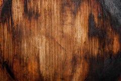 Struttura di legno scura Struttura di legno vecchi comitati del fondo Retro tavola di legno Priorità bassa rustica Fotografie Stock Libere da Diritti
