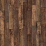 Struttura di legno senza cuciture del pavimento Immagini Stock Libere da Diritti