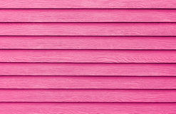 Struttura di legno sintetica rosa Fotografia Stock