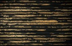 Struttura di legno sporca scura nera del fondo Fotografie Stock