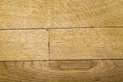 Struttura di legno Superficie del fondo di legno del tek per progettazione e la decorazione Fotografia Stock