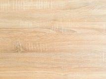 Struttura di legno superficie di fondo di legno leggero per progettazione e la decorazione Fotografia Stock Libera da Diritti