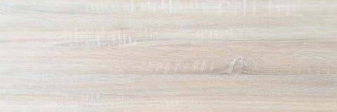 Struttura di legno superficie di fondo di legno leggero per progettazione e la decorazione Fotografie Stock Libere da Diritti