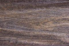 Struttura di legno Superficie di fondo di legno scuro per progettazione e dicembre Fotografia Stock Libera da Diritti