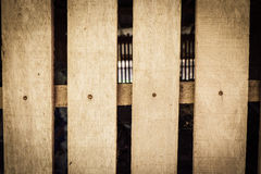Struttura di legno, tono d'annata Fotografia Stock