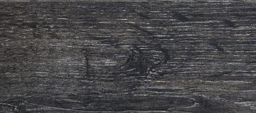 Struttura di legno tropicale nera della stampa Fotografie Stock Libere da Diritti
