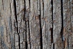 Struttura di legno usata per fondo Fotografia Stock