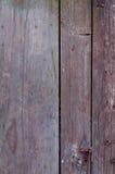 Struttura di legno vecchi comitati del fondo Fotografie Stock