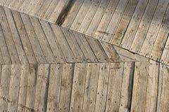 Struttura di legno. vecchie plance. Fotografia Stock Libera da Diritti