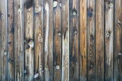 Struttura di legno verticale con i modelli naturali variopinti fotografia stock