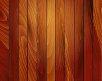 Struttura di legno. Vettore illustrazione di stock