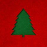 Struttura di lerciume di verde del fondo di Natale Immagine Stock Libera da Diritti