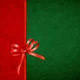 Struttura di lerciume di verde del fondo di Natale Immagini Stock