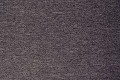 Struttura di macro del tessuto di cotone Immagini Stock