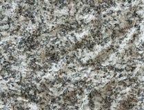 Struttura di marmo approssimativa del whitegranite e del nero Fotografia Stock