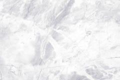 Struttura di marmo bianca con il modello naturale Immagini Stock
