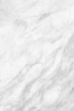 Struttura di marmo bianca, struttura dettagliata di marmo in naturale modellato per fondo e progettazione Immagine Stock