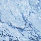 Struttura di marmo blu nel modello naturale con il pavimento della pietra di alta risoluzione e blu Fotografie Stock Libere da Diritti