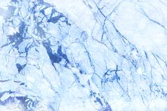 Struttura di marmo blu nel modello naturale con il pavimento della pietra di alta risoluzione e blu Immagine Stock