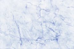 Struttura di marmo blu nel modello naturale con l'alta risoluzione Pavimento della pietra blu Immagini Stock Libere da Diritti