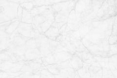 Struttura di marmo grigia bianca, struttura dettagliata di marmo in naturale modellato per fondo e progettazione Fotografia Stock