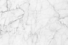 Struttura di marmo grigia bianca, struttura dettagliata di marmo in naturale modellato per fondo e progettazione Immagini Stock