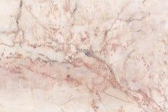 Struttura di marmo naturale con l'alta risoluzione per fondo Pavimento di pietra delle mattonelle Fotografie Stock Libere da Diritti